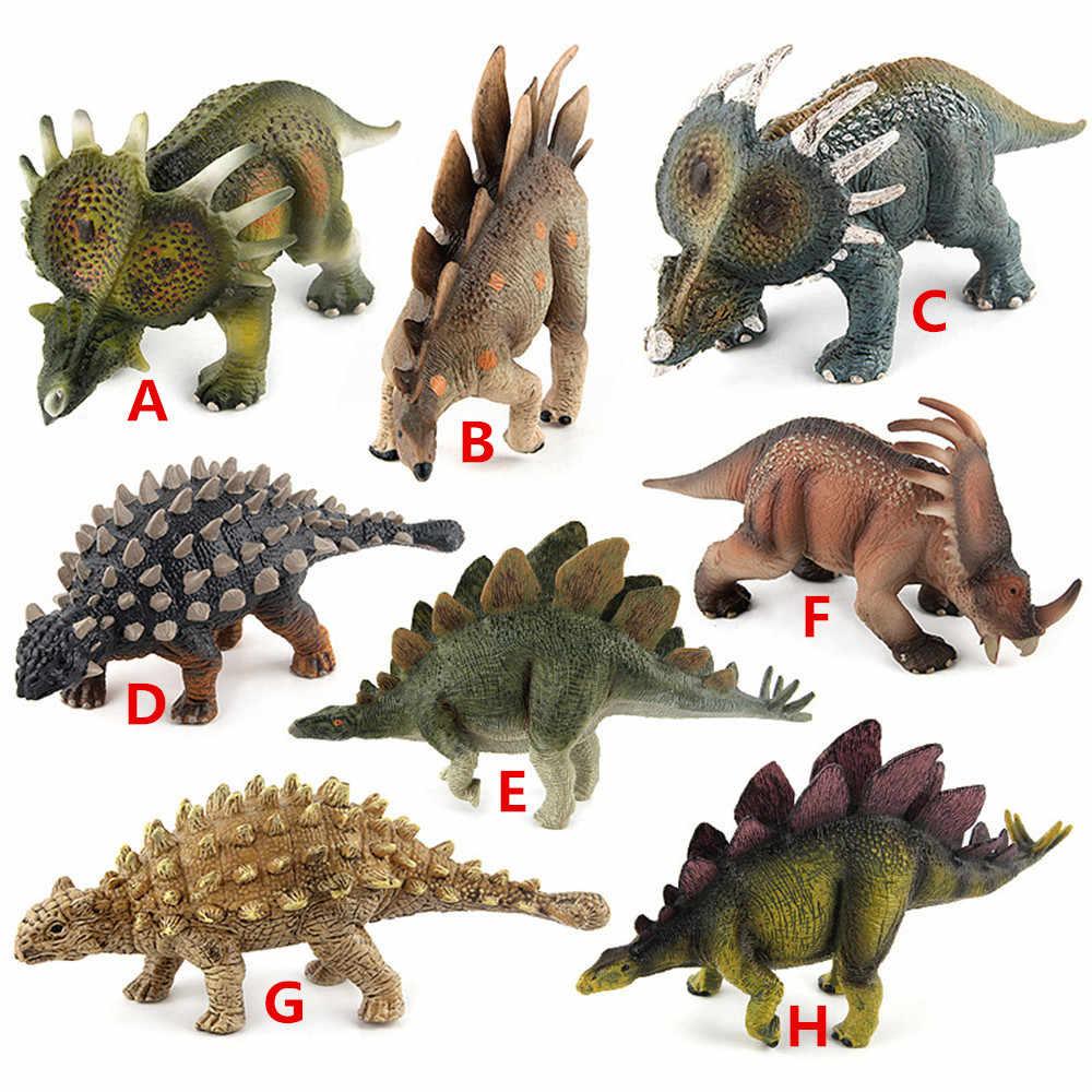 Giocattoli 2019 giocattolo per bambini educativi simulato modello di dinosauro per bambini ragazzi dinosauro giocattolo giocattoli regalo per i bambini #40