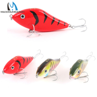 Maxcatch Fishing Lure 3 Colors 47g 130mm Jerkbait Pike Fishing Lure Mustad Hooks Fishing Lure Hard