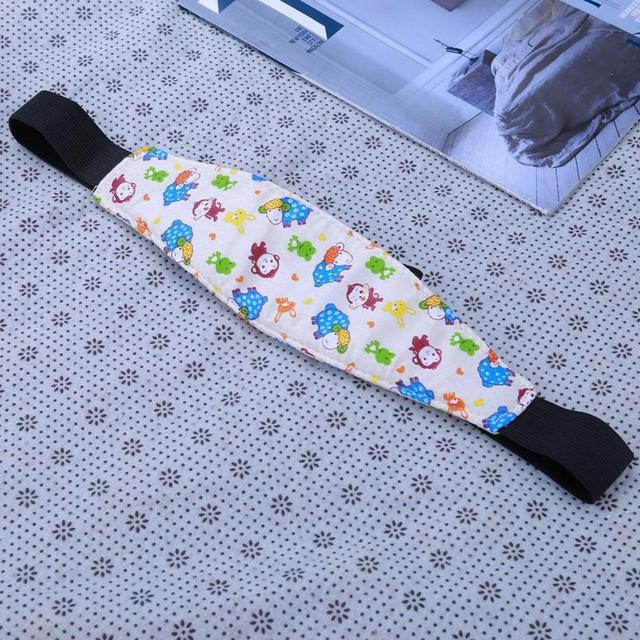 Baby Car Pillows Safety Car Seat Sleep Nap Head Band Children Head Protection Baby Chair Headrest Sleeping Support Holder Belt