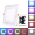 LED Downlight RGB Sq...