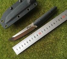 Dicoria Slay VG-10 лезвие G10 ручкой фиксированным лезвием Тактический охотничий нож KYDEX оболочка выживания на открытом воздухе EDC ножи инструменты