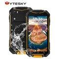 Оригинал Geotel A1 4.5 ''HD Мобильный Телефон Android 7.0 Водонепроницаемый 1 ГБ RAM 8 ГБ ROM MTK6580M Quad Core 3400 мАч GPS WCDMA смартфон