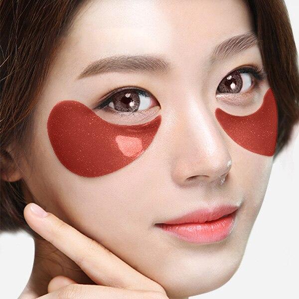 30 Pairs Collagen Eye Mask Gel Eye Patches Dark Circles