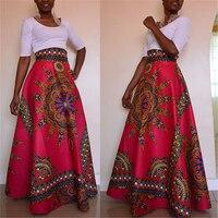 Free Shipping African Ethnic Dress Skirt African Style Big Pendants With Skirts Skirt Digital Dress Skirt