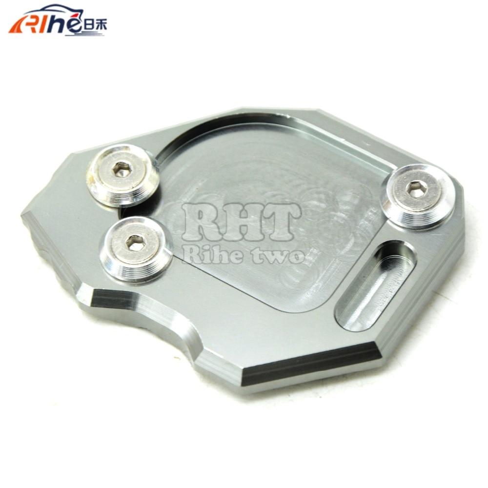 4 Colores Soporte de motocicleta Moto Soporte de aluminio Placa de - Accesorios y repuestos para motocicletas - foto 2