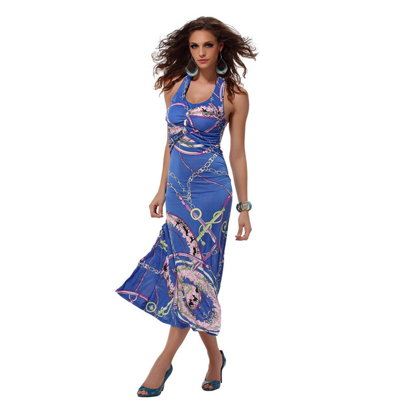 Popular Sky Maxi Dresses-Buy Cheap Sky Maxi Dresses lots from ...