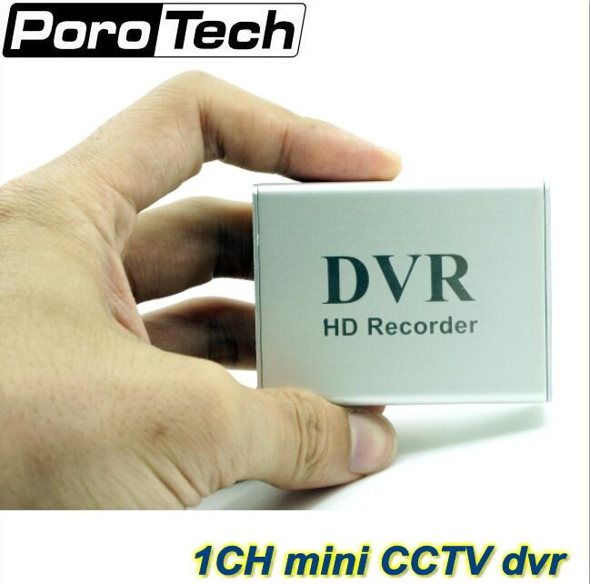 Factory price 1Ch Mini DVR Support SD Card Real-time Xbox HD 1 Channel cctv DVR Video Recorder Board Video Compression White купить
