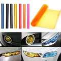 5 Colors 30cm x120cm Auto Car Light Headlight Taillight Tint Vinyl Film Sticker Sheet Car Accessories