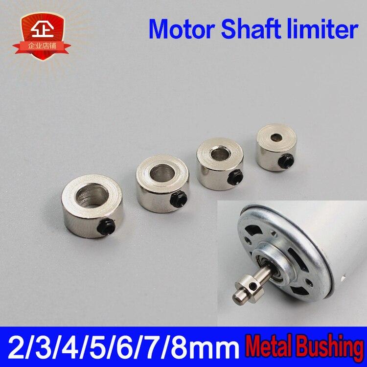 "Package of 6 Sintered Iron shaft axle bushings .625/"" tube 5//16/"" shaft diameter"