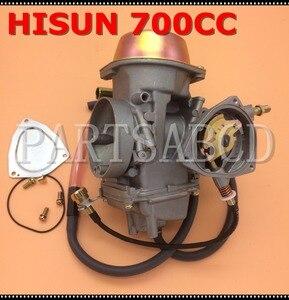 Image 3 - PARTSABCD Hisun 700CC ATV QUAD montaje de carburador HISUN piezas de ATV 16100 F39 0001