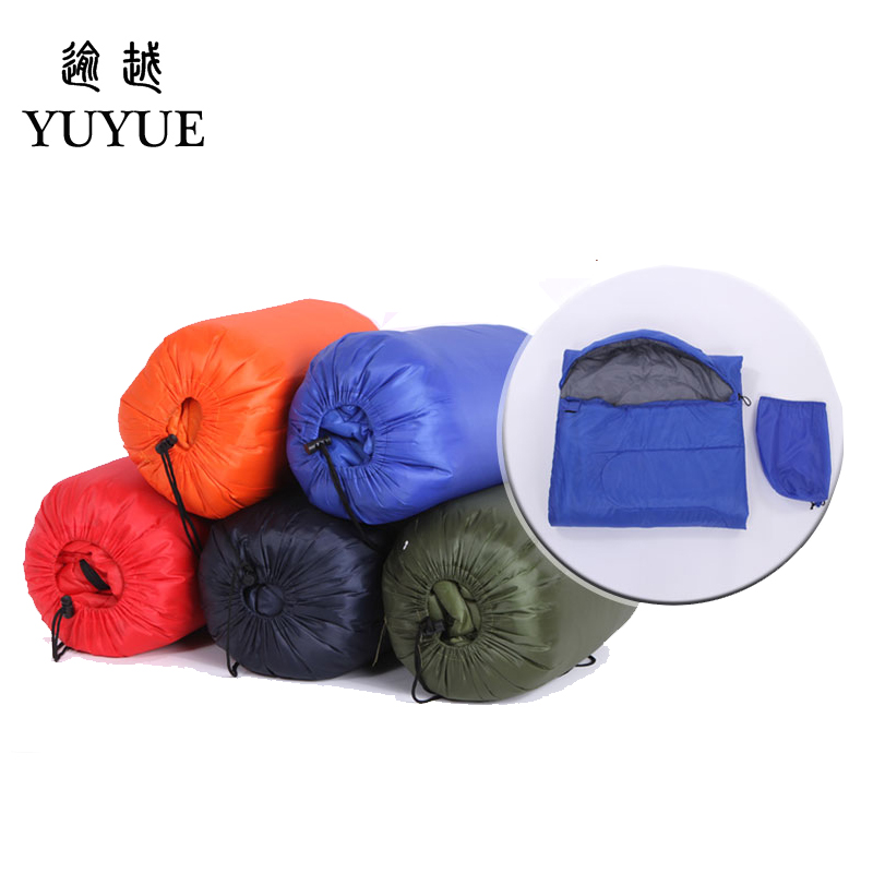 Cheap Sleeping Bag For Camping Supplies  Envelope type Customized Sleeping Bags Camp Tourism For Your Camping Travel Gear 0