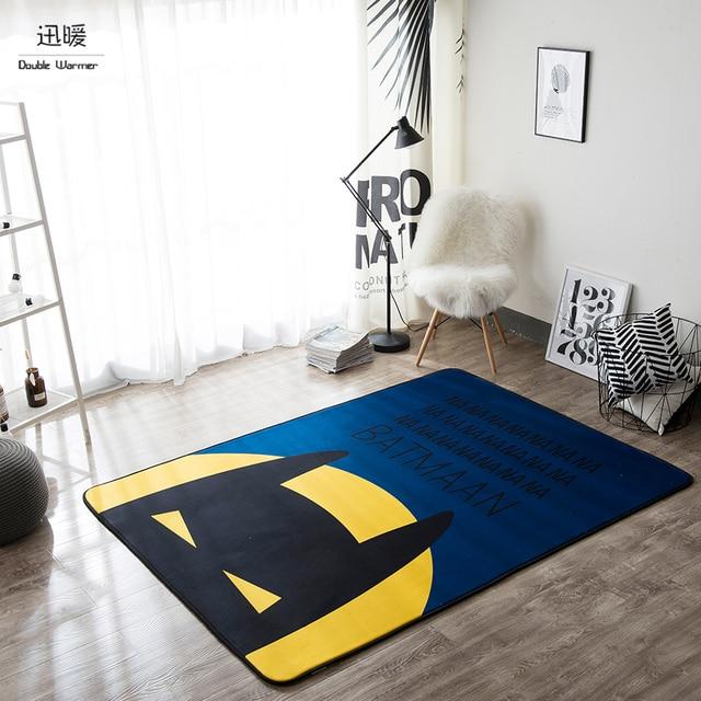 Cartoon Batman moderne wohnzimmer sofa couchtisch teppich ...