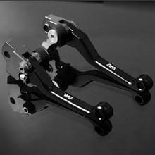 For SUZUKI RM125 RM250 RM 125 250 1996-2003 1997 1998 1999 2000 2001 2002 Motocross CNC Pivot Brake Clutch Levers Dirt Bike