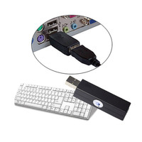 KPS2 LOG Keylogger USB Key Logger USB Computer Registratore Key Logger For USB Type Keyboard USB