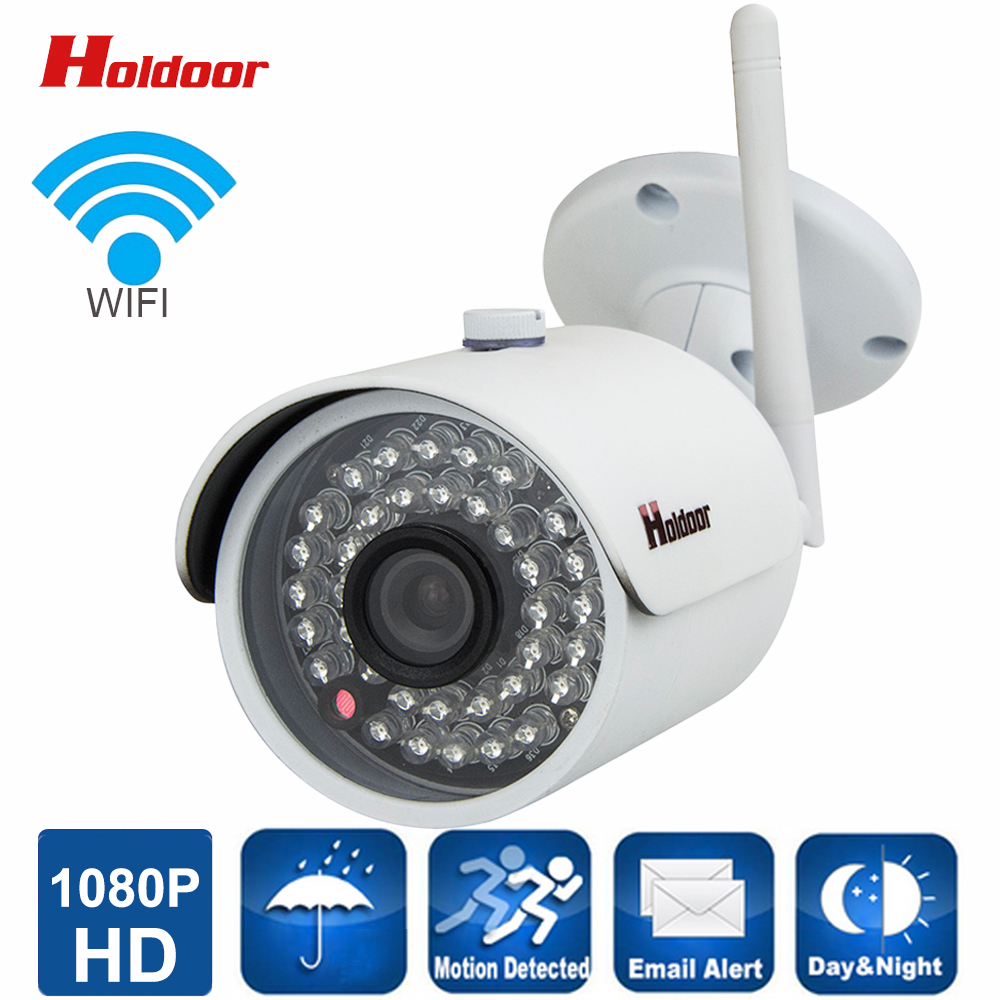ФОТО IP Camera 1080P HD 36 pcs Led IR night vision Onvif motion detection remoter control Surveillance Products Outdoor Waterproof