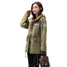 23bf6c96733c Buy white anorak and get free shipping on AliExpress.com