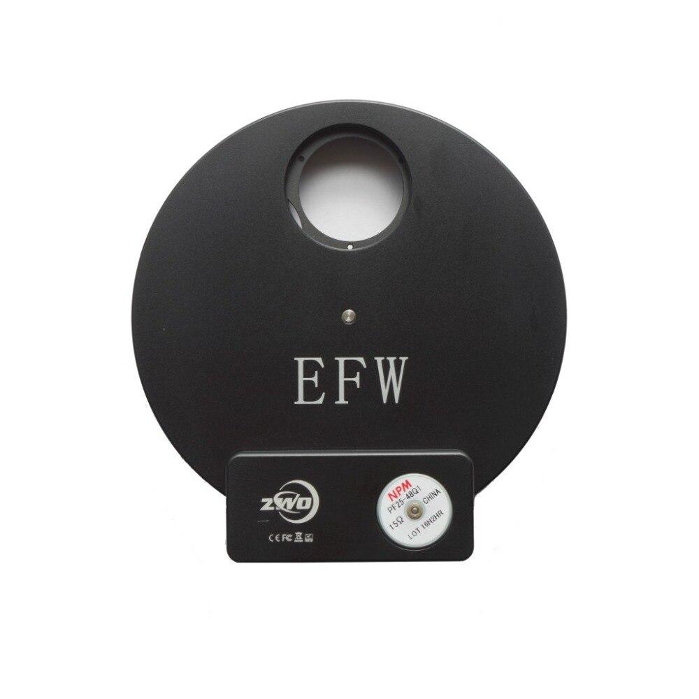 Rueda de filtro electrónico ZWO-Tamaño de 8x1,25