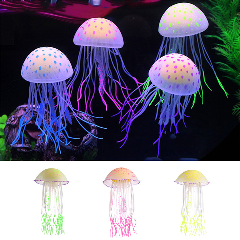 Online buy wholesale pet jellyfish from china pet for Aquatic decoration