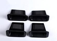 2011-2014 для Ford Explorer двери автомобиля коробка для хранения крышка 4 шт. Пластик