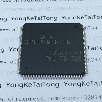 10PCS/LOT STM32F103ZET6  STM32F103ZET STM32F103 32F103  LQFP144