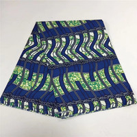 PL African Fabric Ankara Fashionable Wax African Wax Hollandais For Party Pagne Africain Super Wax P011928