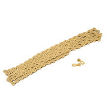 ztto new 11s 22s 33s 11 Speed MTB Mountain Bike Road Bicycle Parts High Quality Durable Gold Golden Chain for K7 System