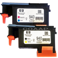 1Set X Work Excellently Print Head For Compatible HP940 C4900A C4901A Free Shipping For Hp 940