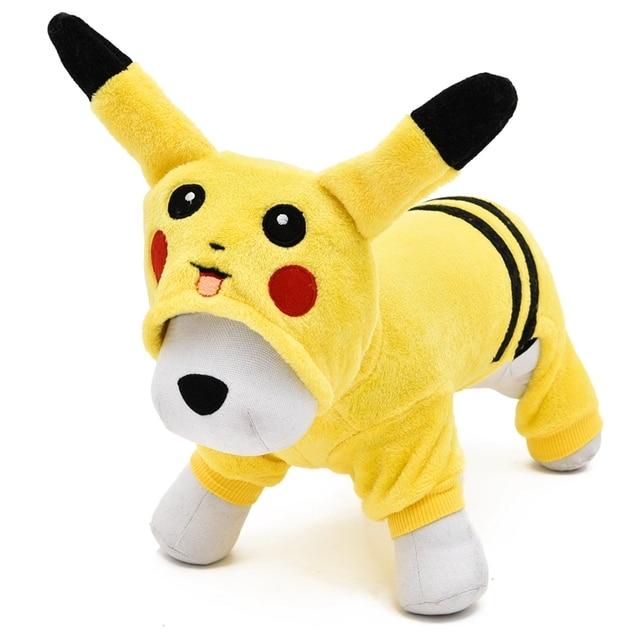 neue 2017 niedlichen cartoon pikachu design haustiere. Black Bedroom Furniture Sets. Home Design Ideas