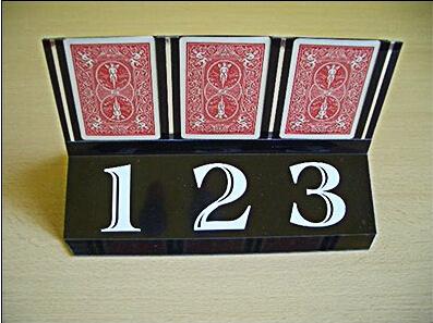 Envío gratis Trio by Astor close up trucos de magia apoyos mágicos
