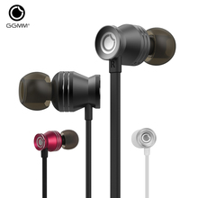 Cheap price GGMM C300 Wired Earphone for Phone Headset Earbuds Noise Cancelling In-ear Earphone Headset for Xiaomi Bass Earphone Gaming