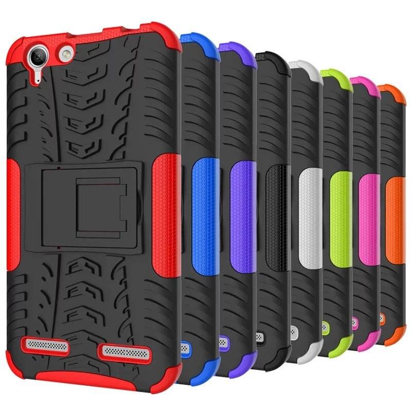 outlet store 789de 84da5 Lenovo A6020a40 Case Cover 5.0 inch Hybrid TPU Silicone + Hard Phone Case  For Lenovo Vibe K5 A6020a40 A6020a46 Case Back Cover