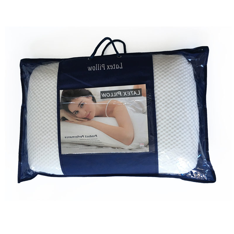 100% Natural Talalay Lateks bantal Dengan Cotton Inner Cover dan - Tekstil rumah