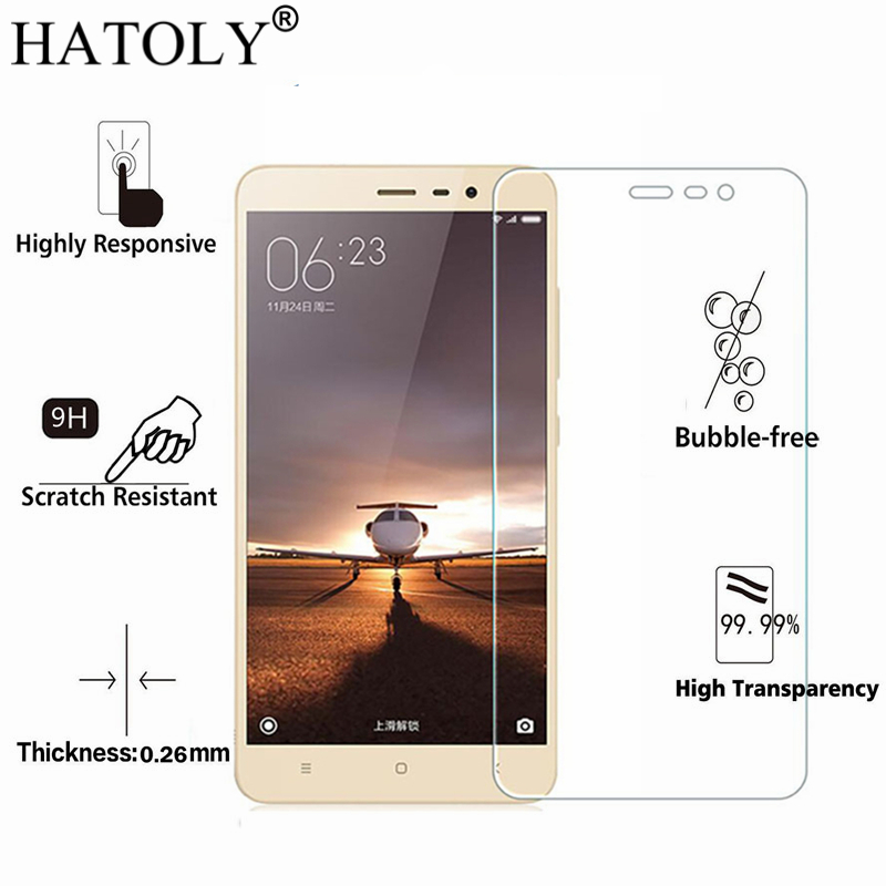 Galleria fotografica 2PCS Tempered Glass sFor Xiaomi Redmi Note 3 Ultra-thin Screen Protector for Xiaomi Redmi Note 3 Glass Redmi Note 3 Pro Film