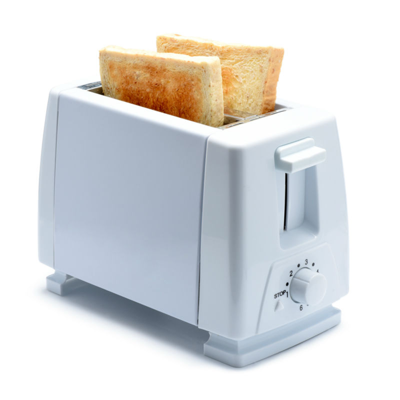 Automatic Toaster 2 Slices Stainless Steel Multi Function Electric Bread Toaster Oven With EU Plug For Breakfast cukyi 2 slices bread toaster household automatic toaster breakfast spit driver breakfast machine