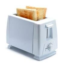 2 Rebanadas Tostadora automática de Acero Inoxidable Multifunción Horno Tostador de Pan Eléctrico Con Enchufe de LA UE Para El Desayuno
