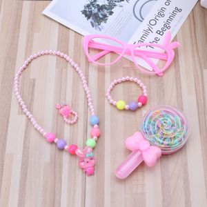 Kids Jewelry Gift Colorful Str