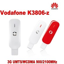 Lot of 100pcs unlock Huawei Vodafone k3806 14 4Mbps huawei usb 3g modem with external antenna cheap Wireless WCDMA Stock 7 2M By air Guangdong China (Mainland) CE0682