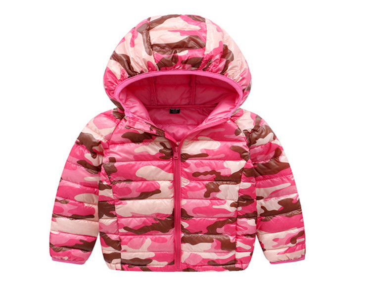 Jungen Kleidung 2019 Mode Mode Niedlichen Winter Kinder Westen Baby Jungen Mädchen Jacke Unten Kleidung Süße Mantel Candy-farbige Outwear Mutter & Kinder
