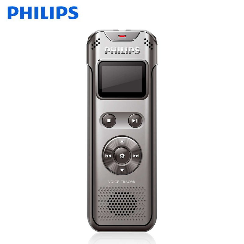 PHILIPS USB Digital Voice Recorder 8GB Flash www. portable MP3 Music Playing with REC and supporting A-B Repeat цифровой диктофон digital boy 8gb usb ur08