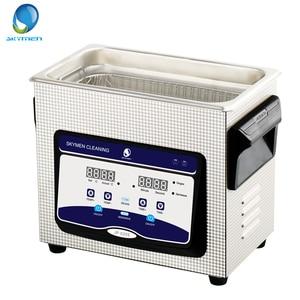 Image 2 - SKYMEN Ultrasonic Cleaner 3.2L/4.5L/6L/10L/14.5L/15L/20L/22L/30L Washing Main Board Laboratory Medical Appliance Golf Clubs