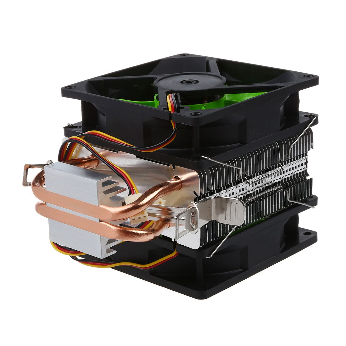 CPU cooler Silent Fan For Intel LGA775 / 1156/1155 AMD AM2 / AM2 + / AM3 процессор intel pentium g840 cpu 1155 2 8g cpu 1155