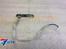 Оригинал для hp elitebook 8460 p 14 ноутбук веб-камера модуль с кабелем