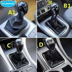 Untuk Geely Emgrand 7, EC7, EC715, EC718, Emgrand7, E7, Fe Emgrand7-RV, EC7-RV, EC715-RV Mobil Gear Shift Tuas Penutup Anti Debu Bola