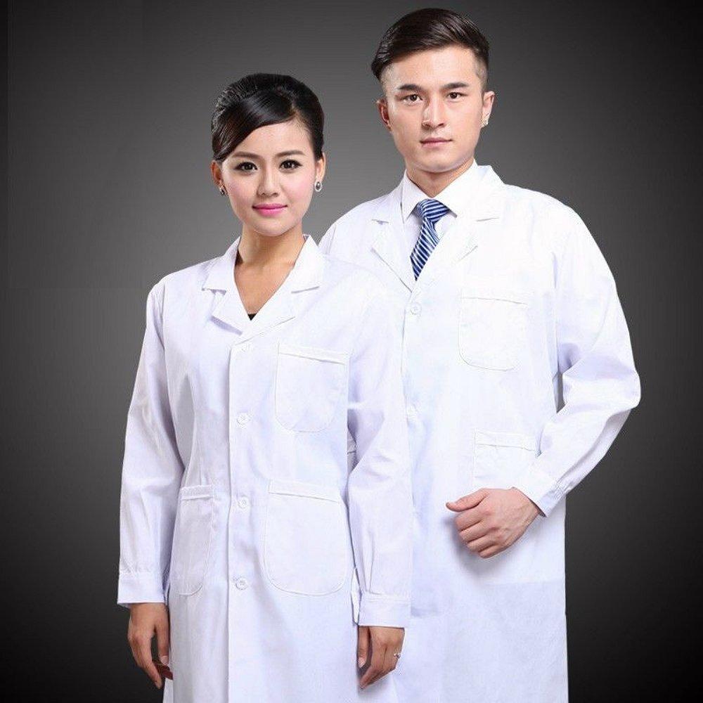 Popular White Laboratory Coat-Buy Cheap White Laboratory Coat lots ...