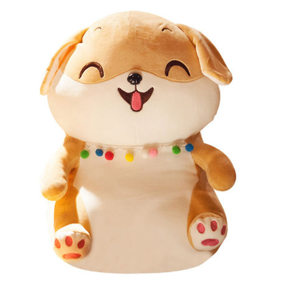 Fancytrader Super Soft Husky Dog Pillow Toys Cartoon Anime Dogs Doll Cushion for Kids Gifts 50cm new electronic wristband patrol dogs kids paw toys patrulla canina toys puppy patrol dogs projection plastic wrist watch toys