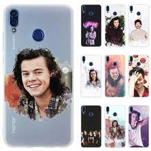 Phone Case Silicone Cover for Huawei Honor 20 9X pro 10 9 lite 9i 8a 8X Max 8C 7X 7A Pro 6X V20 PLAY Harry Styles One Direction(China)
