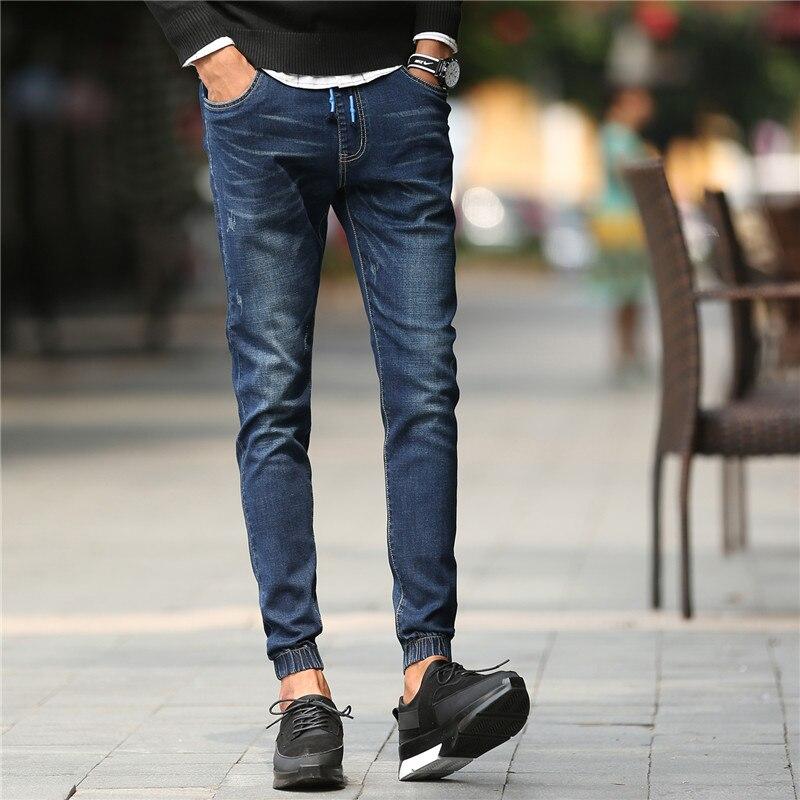 Fashion Men Jeans New Arrival Design Slim Fit Fashion Jeans For Men Good Quality Blue 962