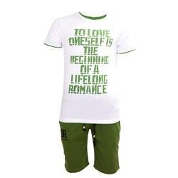 НСБ 2016 Новый Летний Плюс Размеры круглый Средства ухода за кожей шеи Футболка длиной до колен Брюки для девочек Шорты для женщин мужской