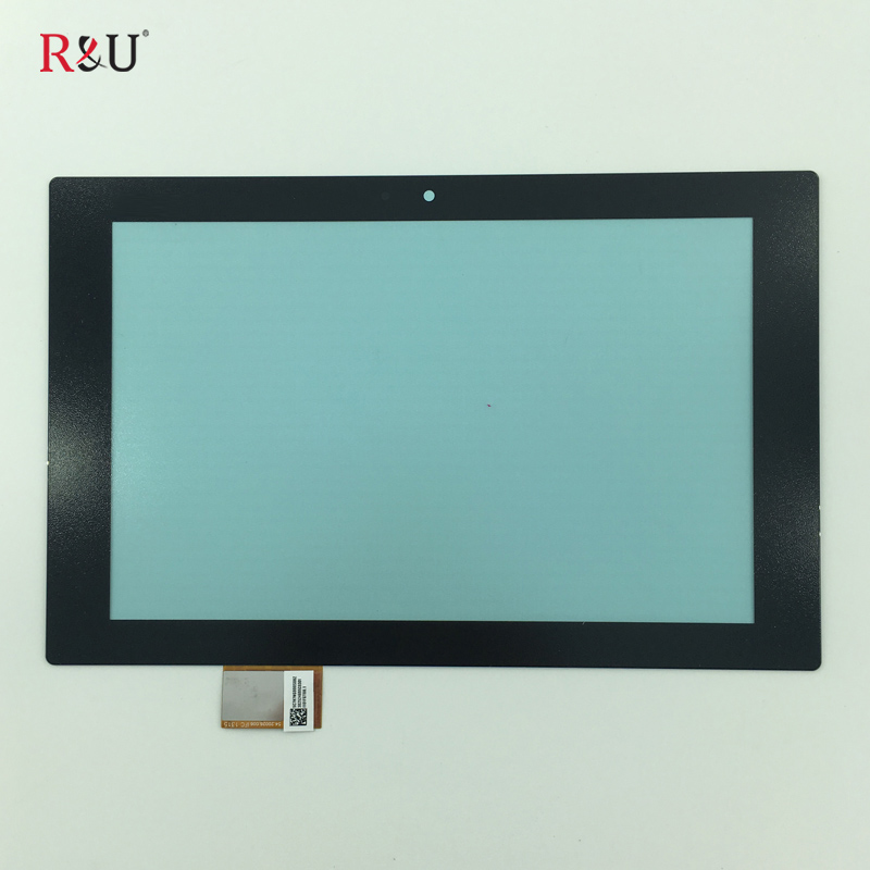 Touch Screen Touch Panel Digitizer Glass Lens Sensor Repair Replacement 100% Test For Sony Xperia Tablet Z SGP311 SGP312 SGP321 genuine repair part replacement touch screen digitizer module with bus wire for htc sensation