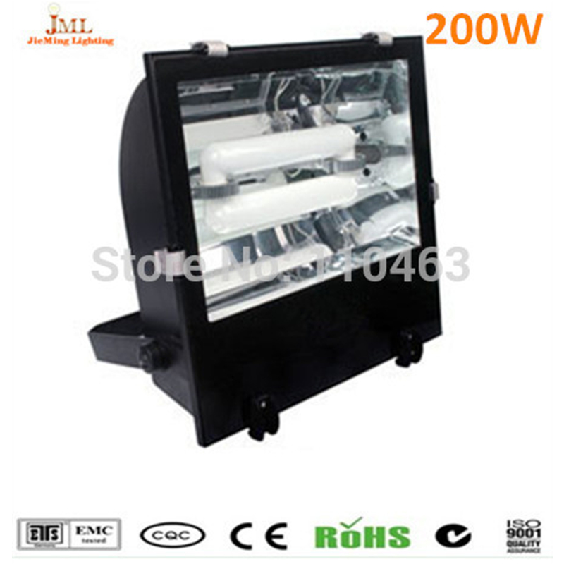 100W 120w 150w 200w outdoor lights induction lamp tunnel Light floodlight IP65 Wterptoof outdoor wall light induction lamps 220V